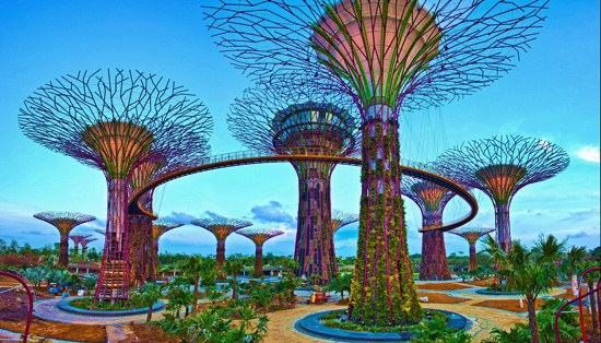 Du lịch Garden by the Bay